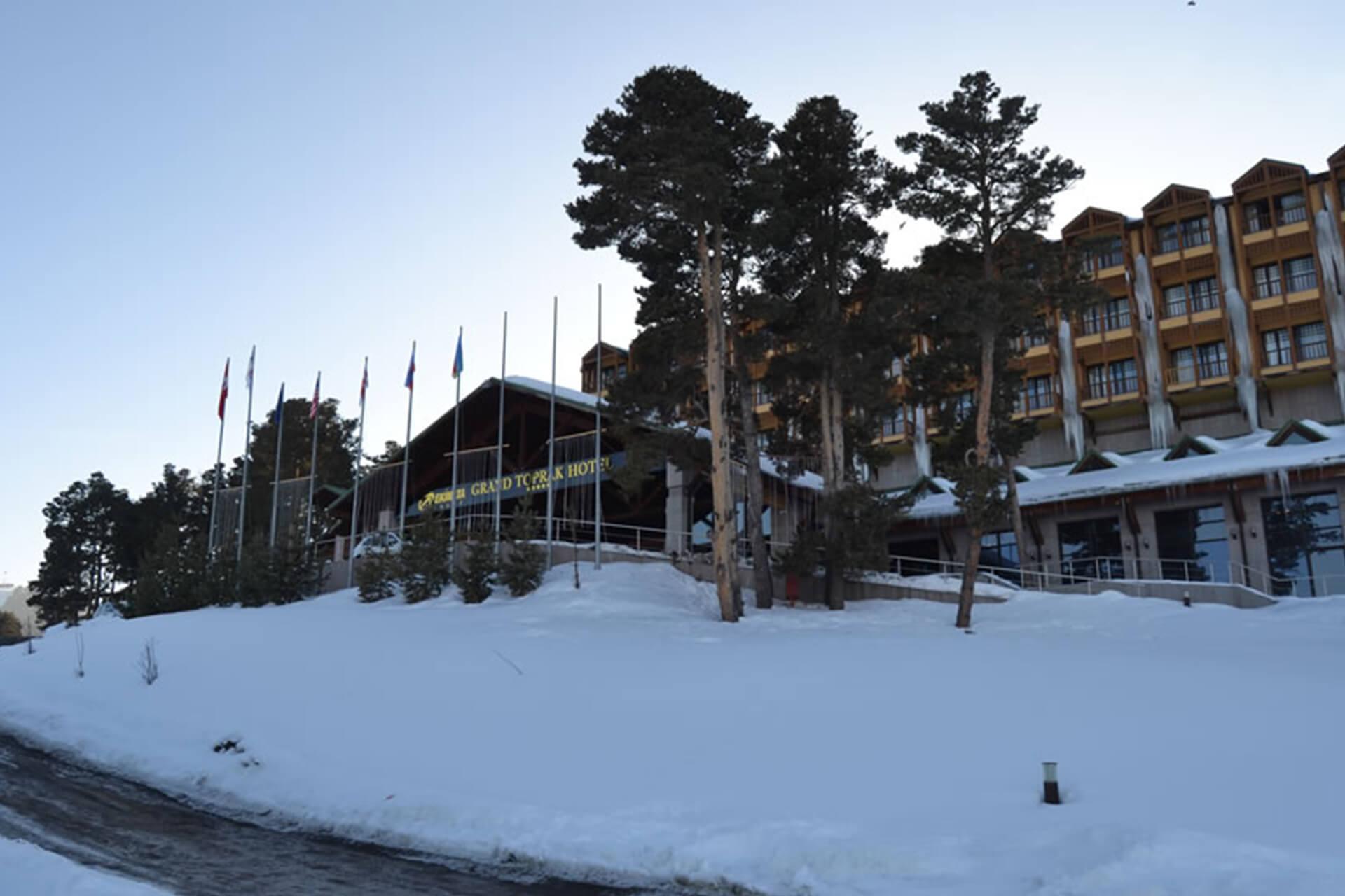 Kış Turizmi & Otelcilik